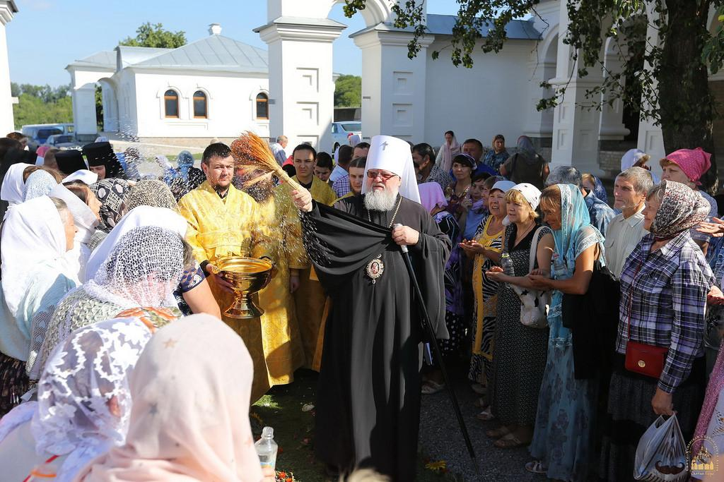 На торжества прибыли около полутора тысяч паломников / svlavra.church.ua