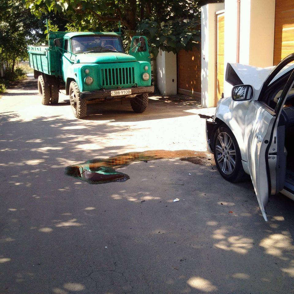 Одесские активистызаявили о покушении на их жизнь / фото facebook.com/grig.cozma