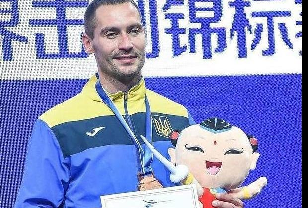 Нікишин знову став володарем звання Кращий спортсмен місяця в Україні / noc-ukr.org