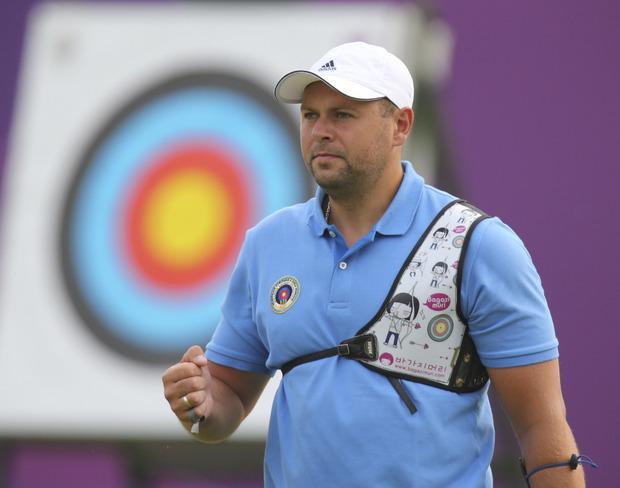 Маркиян Ивашко стал соавтором мирового рекорда / НОК Украины