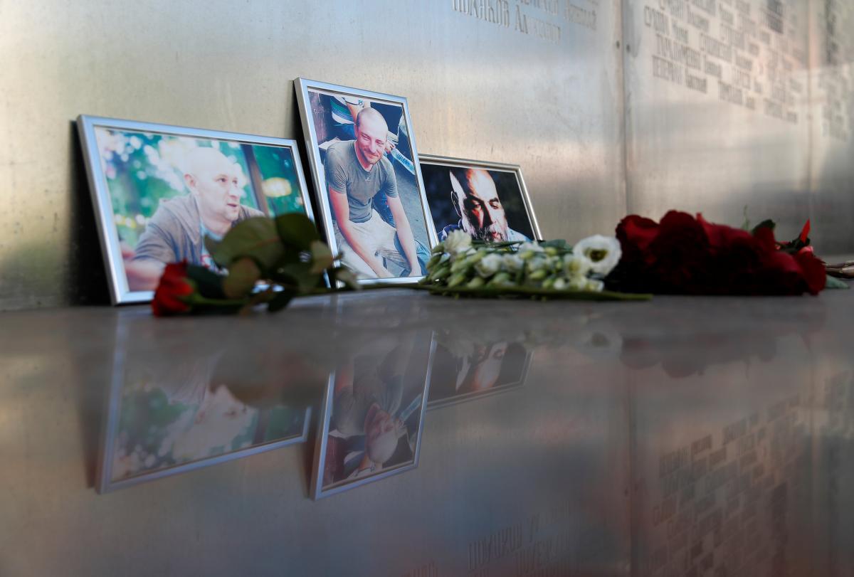 Убиті в ЦАР російські журналісти / REUTERS
