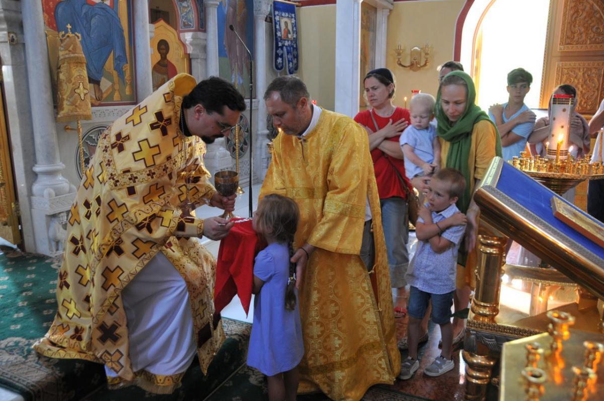 День Хрещення Русі в Італії / stcaterina.com
