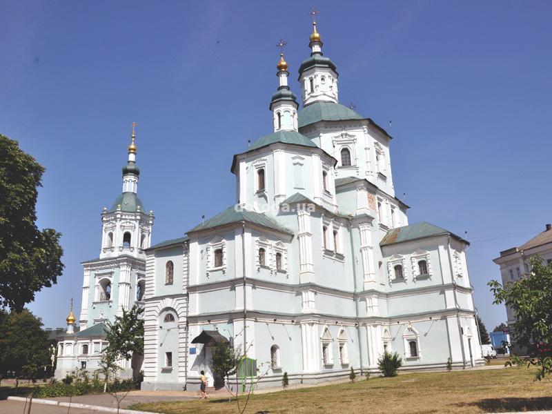 Воскресенский собор в Сумах / doroga.ua