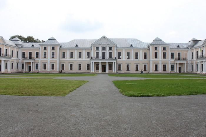 Вишневецкий дворец - один из победителей конкурса / Фото nzzt.com.ua