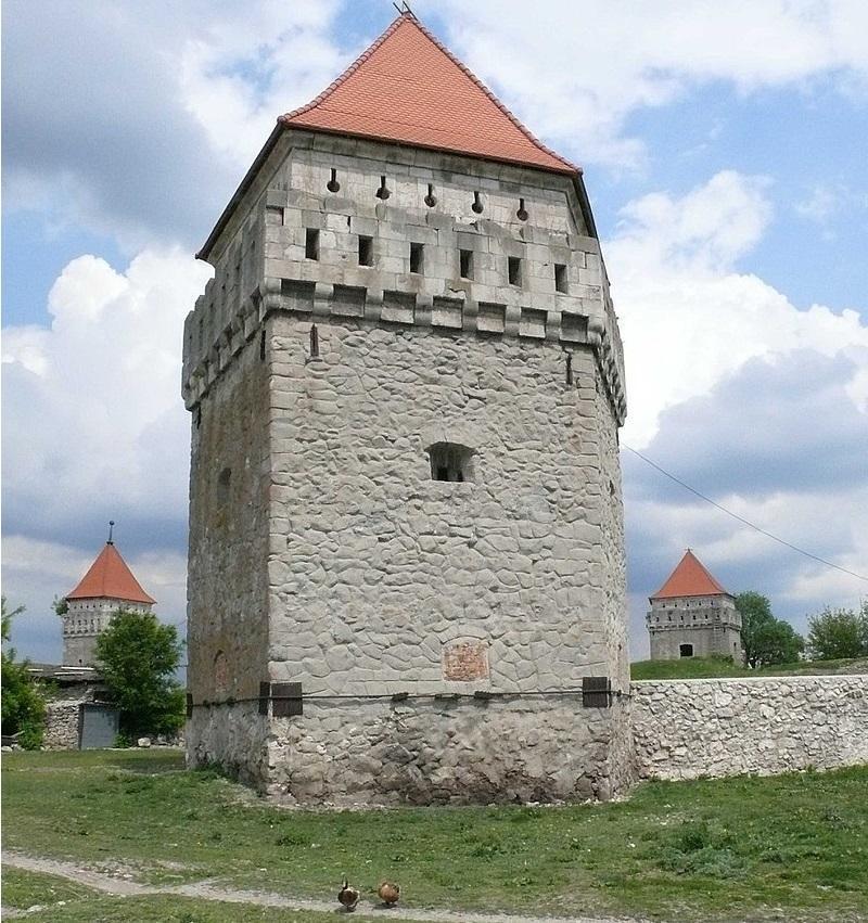 Скалатський замок / Фото uk.wikipedia.org/Plf16