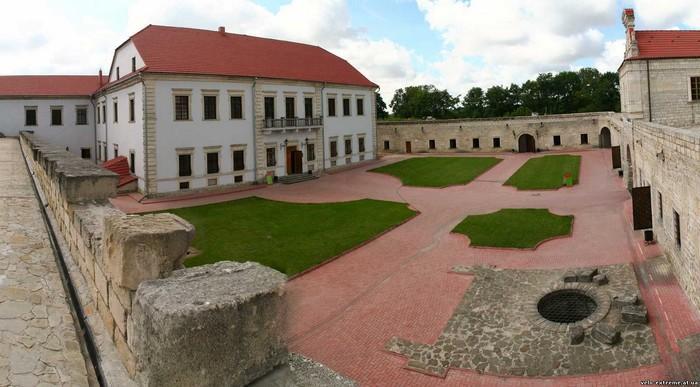 Збаразький замок / Фото nzzt.com.ua