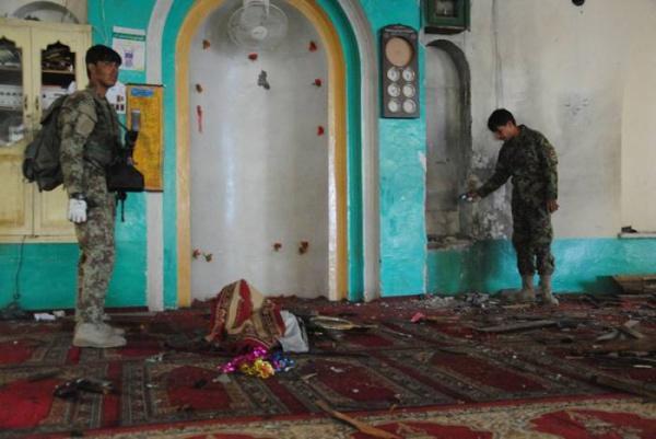 Взрыв на пятничном намазе унес жизни 25 человек в Афганистане / islam-today.ru