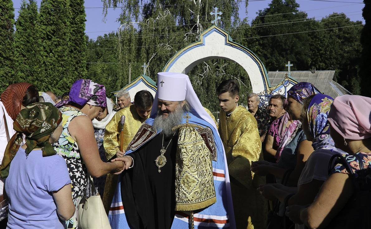 В Чернобыле отметили престольный праздник Свято-Ильинского храма/ lavra.ua