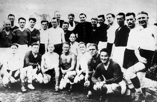 9 августа 1942 года прошел «Матч смерти» в оккупированном гитлеровцами Киеве / фото fakty.ictv.ua