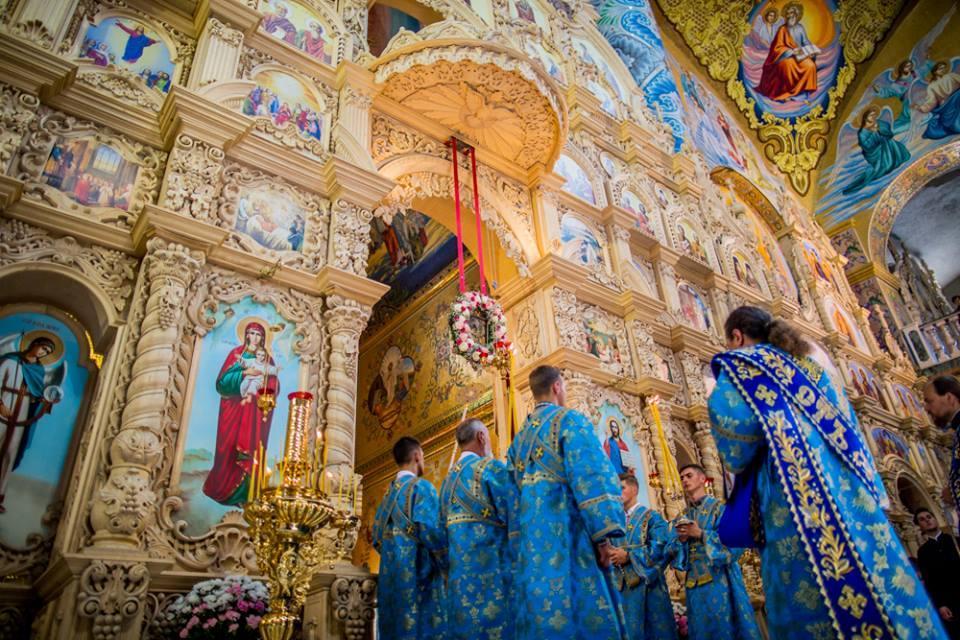 У Почаївській лаврі розпочались святкування з нагоди вшанування Почаївської ікони Божої Матері / news.church.ua
