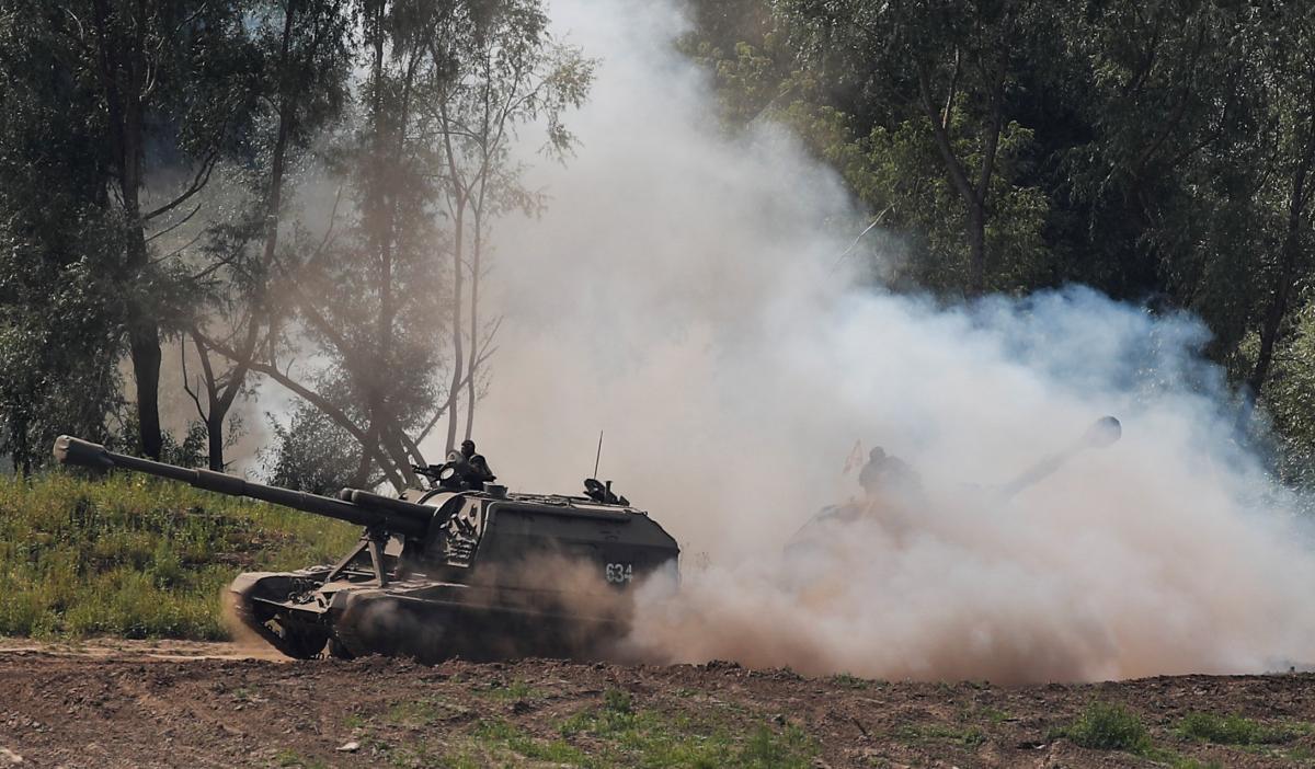 Зеленскийзаявил, что ни украинская, ни российская стороны никто не готовы к полномасштабной войне. / фото REUTERS