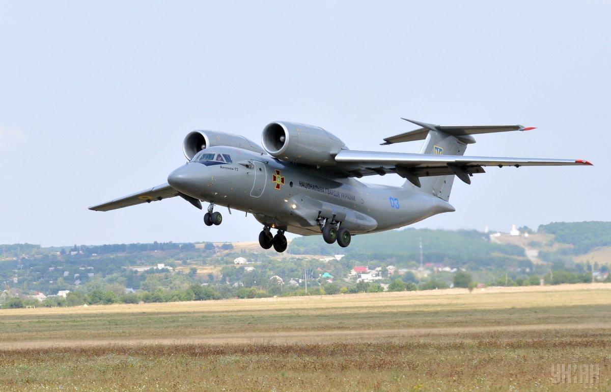 День Повітряних сил ЗСУ відзначається щороку у першу неділю серпня / фото УНІАН