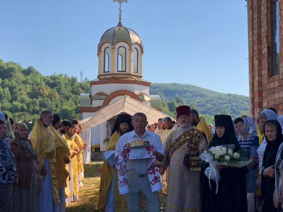 Марие-Магдалиновский монастырь отметил престольный праздник / m-church.org.ua