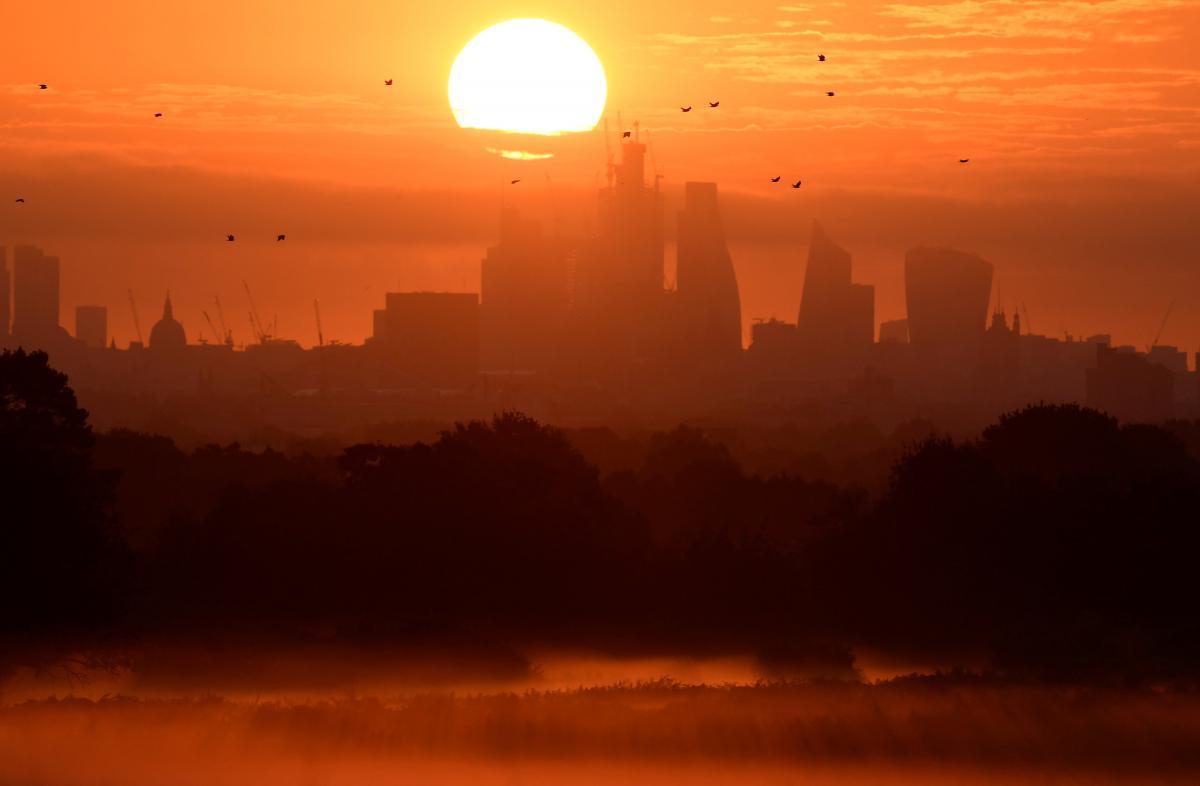 Солнечная активность может оказывать влияние на состояние человека / Иллюстрация REUTERS