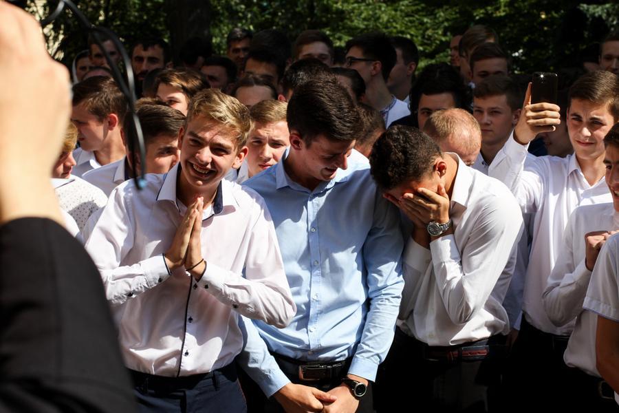 Студентами КДАіС стали 246 абітурієнтів / news.church.ua