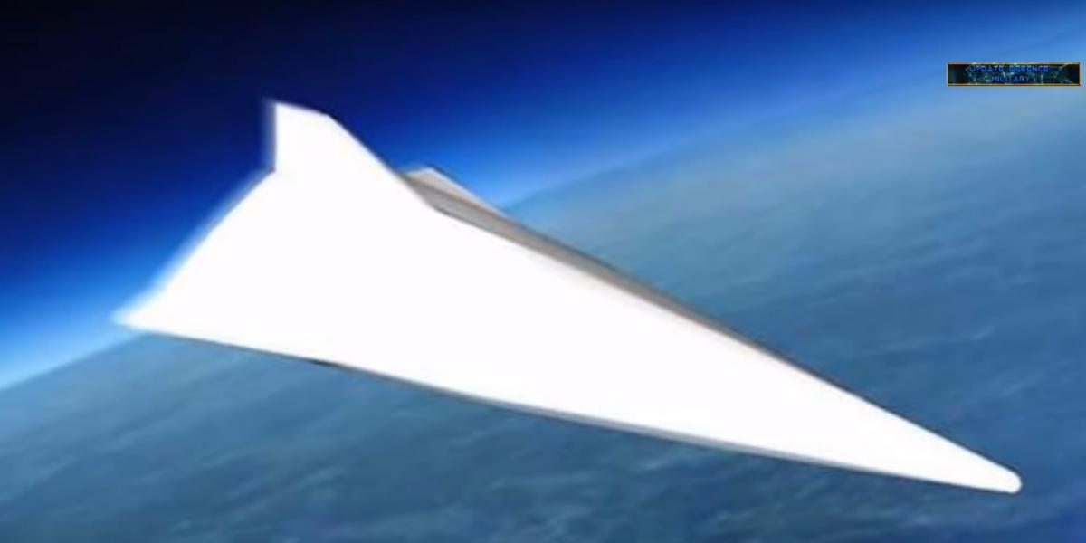 Xingkong-2 успішно пройшов випробування / Кадр з відео Update Defence Military