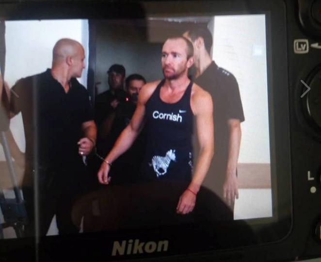 Миколу Новікова взяли під варту до 1 жовтня / facebook.com/MasiNayyem