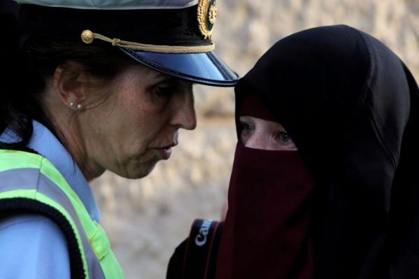 Мусульманке предстоит выплатить штраф около 150 евро / islam-today.ru