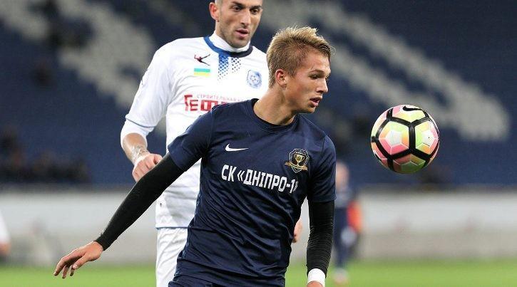 Владислав Супряга / scdnipro1.com.ua