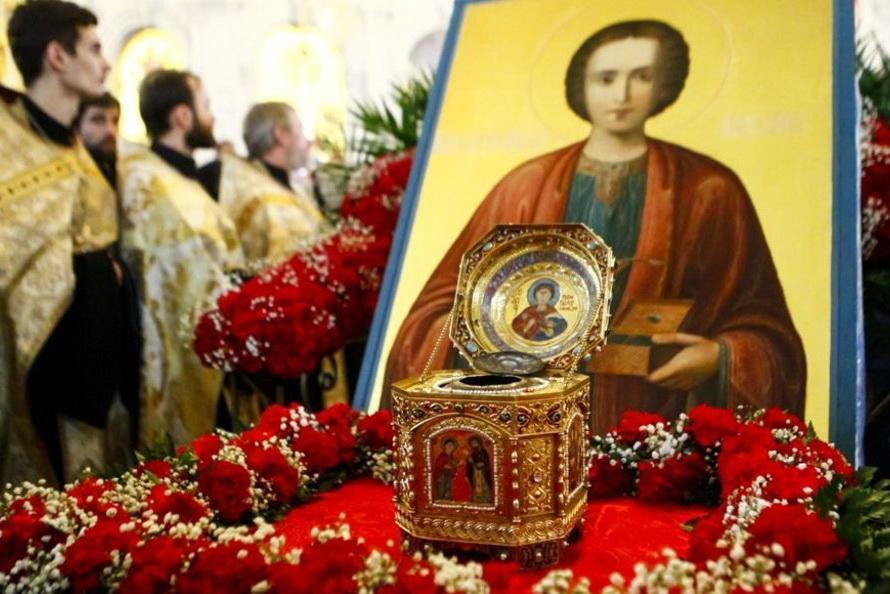День пам'яті святого Пантелеімона відзначатиметься 9 серпня / church.ua