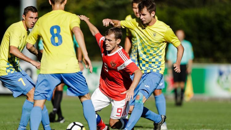 Паралімпійська збірна України з футболу виграла срібло чемпіонату Європи / KNVB Media
