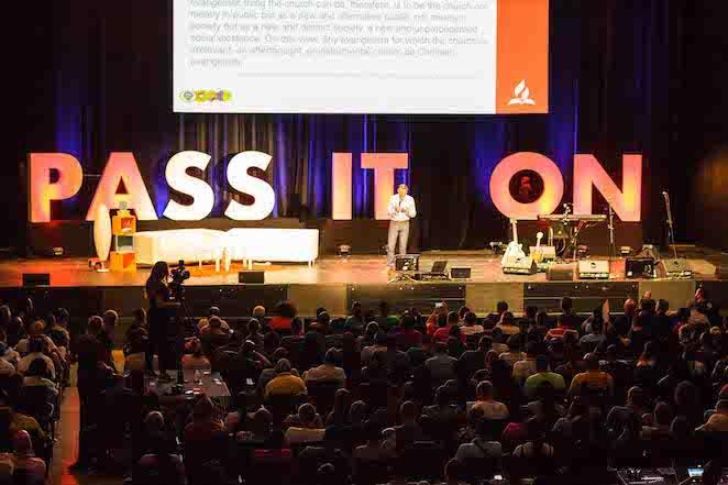 У конгресі взяли участь понад 1600 делегатів / adventist.ru