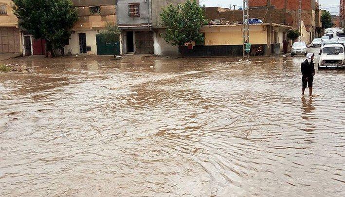 Алжир постраждав від повені / twitter.com/mohamedzitout
