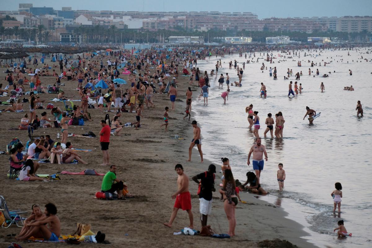 В Испании установилась аномальная жара / REUTERS