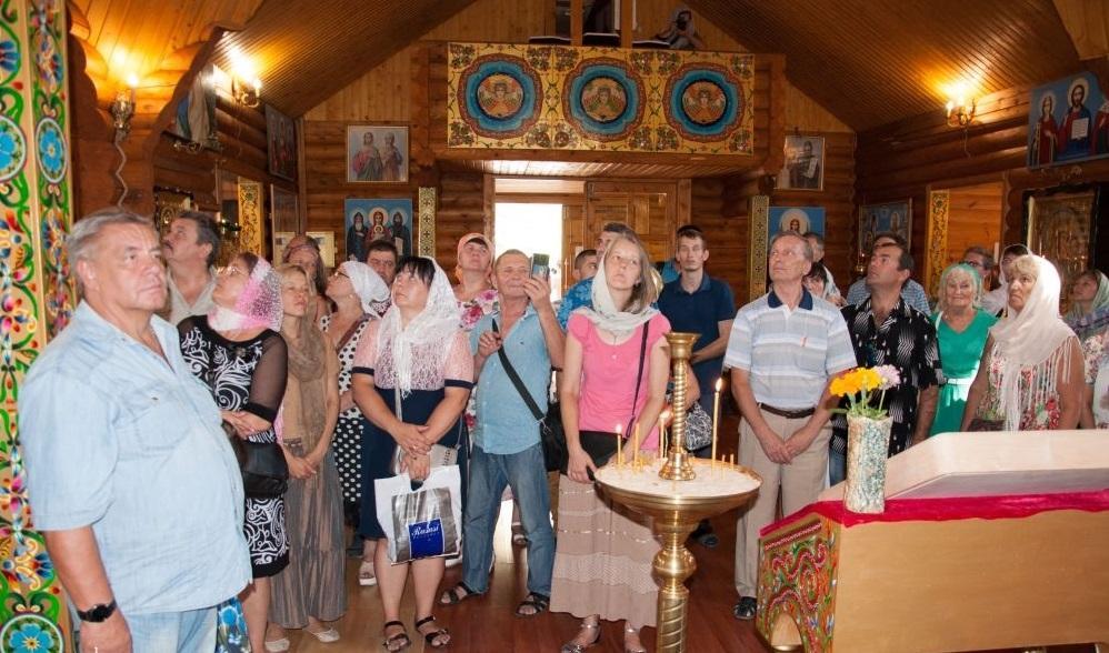 Фестиваль проходил в Свято-Иверском Одесском мужском монастыре / eparhiya.od.ua