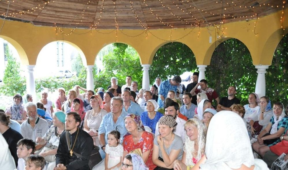 Мероприятие приурочили к 5-летию Одесской православной общины для людей с недостатками слуха / eparhiya.od.ua
