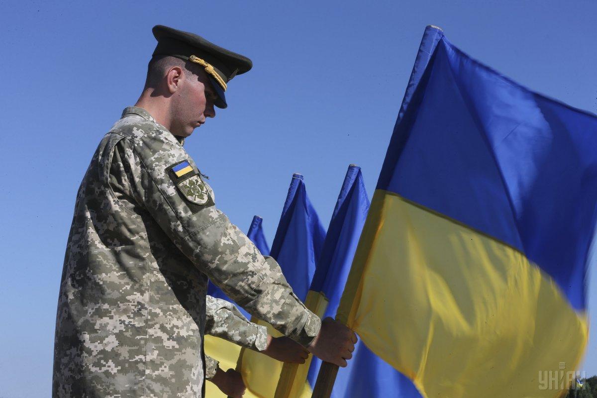 В этом году в День Независимости на главной площади страны – «Майдане Назависимости» в Киеве пройдет военный парад / УНИАН