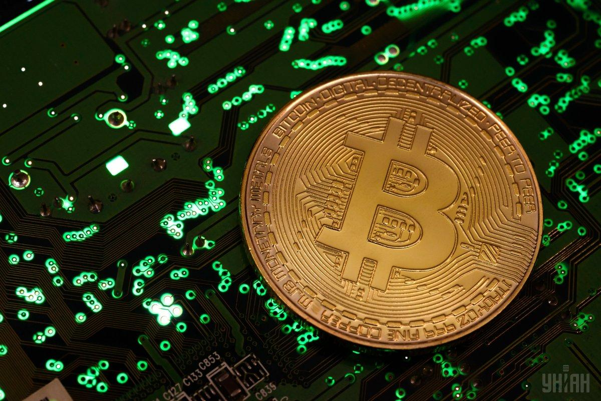 """Во многих странах мира рынок криптовалютынесколько """"отбелен"""" / фото УНИАН"""