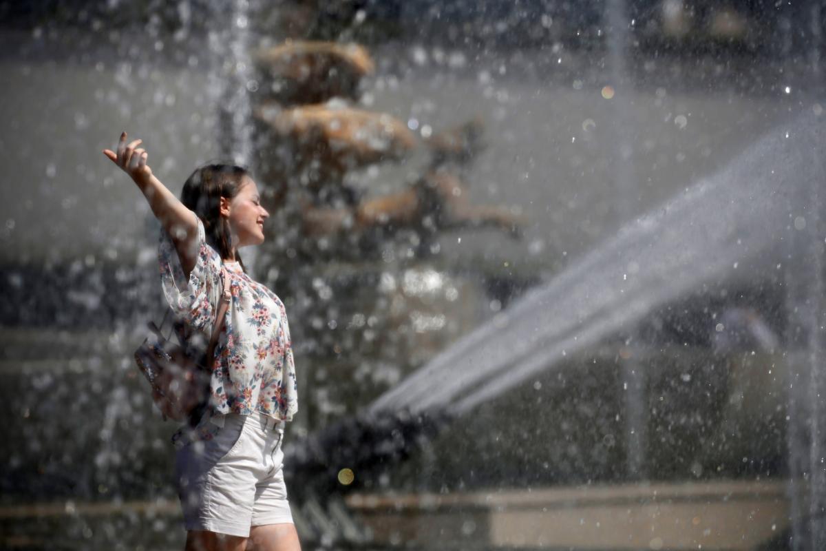 У Франції встановилася аномальна спека / REUTERS