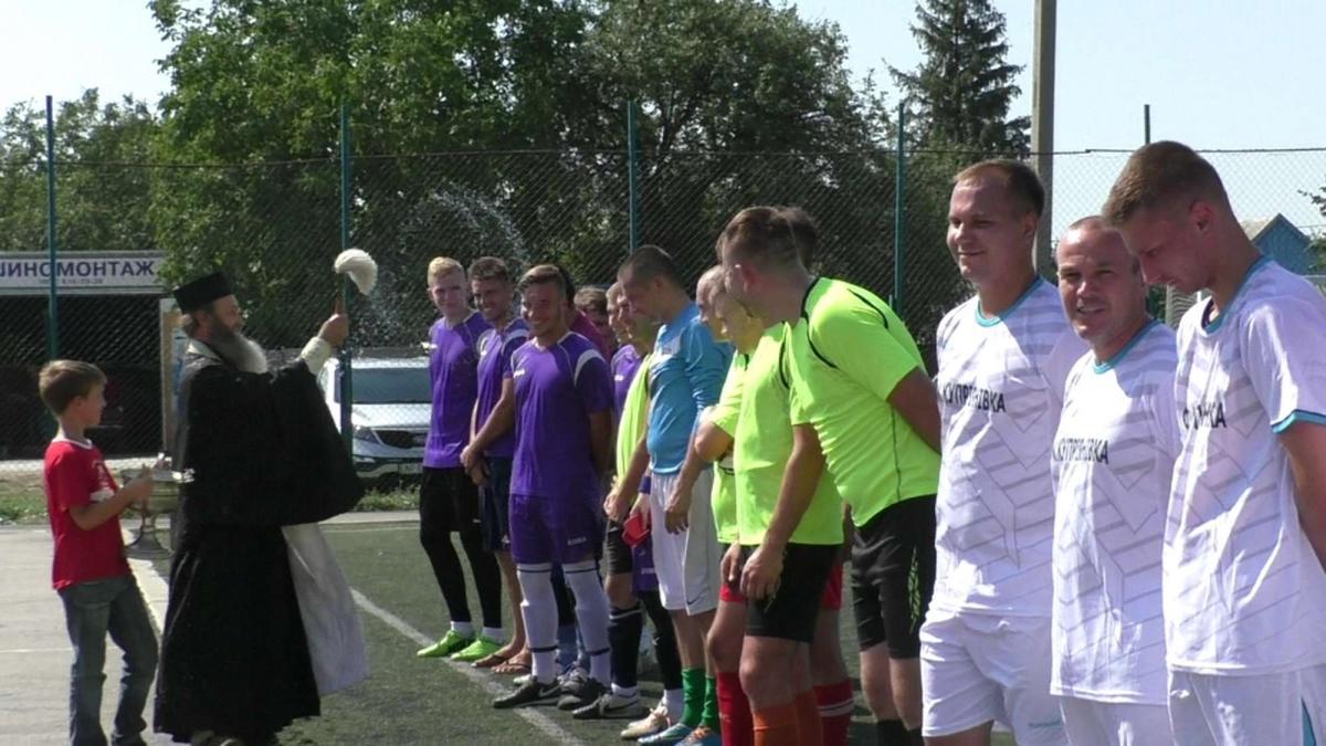 В Запорожской области состоялся турнир по мини-футболу в память о князе Владимире / hramzp.ua