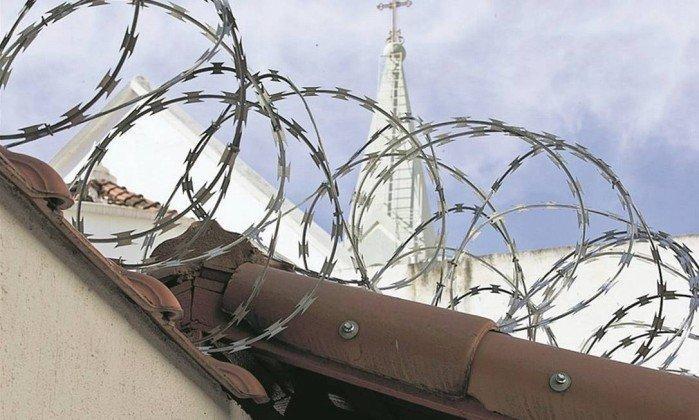 У церквах Ріо в останні місяці були посилені заходи безпеки / oglobo.globo.com