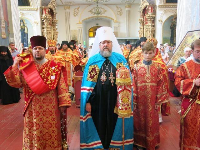 У Полтавській єпархії УПЦ відзначили 10-річчя прославлення Мгарських новомучеників / pravoslavie.poltava.ua