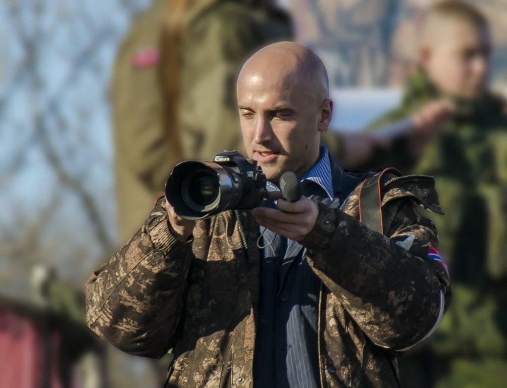 Українські дипломати направили в МЗС Британії матеріали про діяльність Філіпса на сході України / Фото 1tv.ge