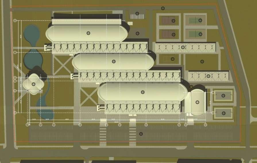 У Рівному почалося будівництво Палацу спорту / ФБУ