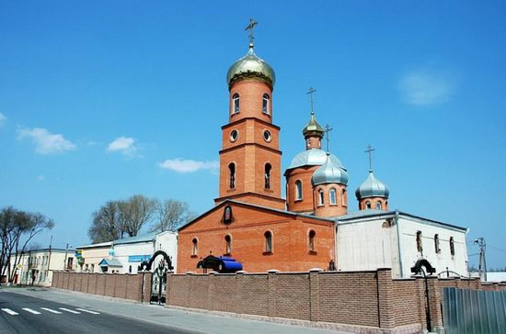 У Дніпрі освятили храм на честь царствених страстотерпців / eparhia.dp.ua
