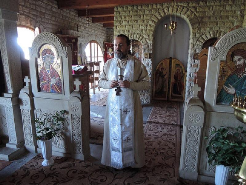 Протоієрей Володимир Косточка / news.church.ua