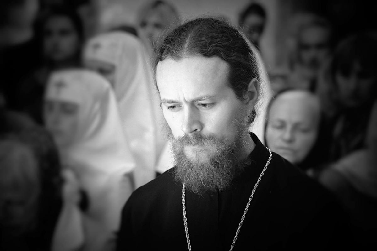 Архімандрит Феодосій (Марченко) / news.church.ua