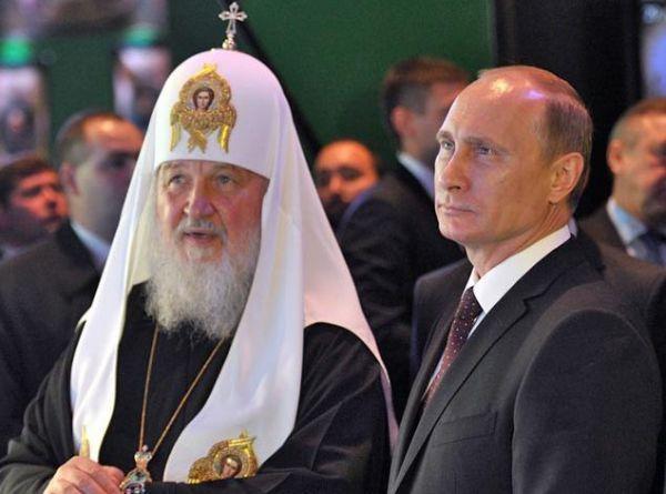 Священик відповів на питання про канонізацію Путіна / фото prochurch.info
