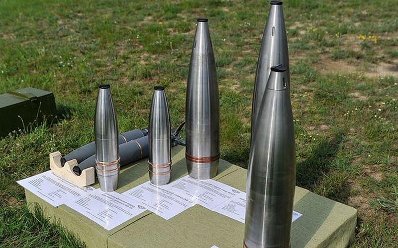 Украина готова к серийному выпуску крупнокалиберных снарядов/ фото rnbo.gov.ua
