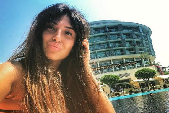 Про своє особисте життя дівчина відмовилась розповідати, проте все ж повідомила, що нещодавно в неї почалися стосунки / фото instagram.com/belyaeva_inc
