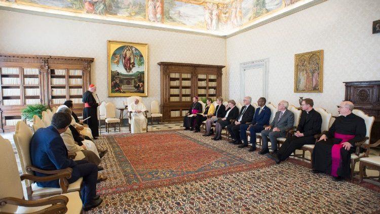 Засідання Папської комісії іззахисту неповнолітніх / Vatican Media
