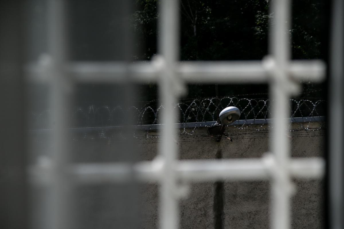 Стаціонарне відділення розділено на два незалежні блоки з різним режимом утримання / фото УНІАН