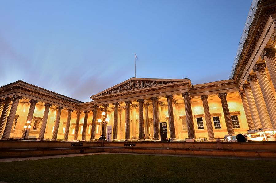 Британський музей в Лондоні / travelidea.org