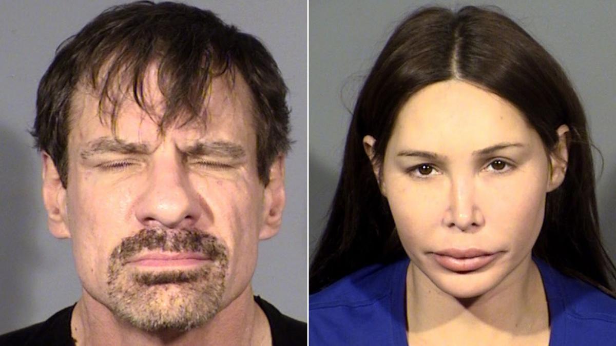 Миллиардера отпустили под залог и будут судить в сентябре / Фото Las Vegas Metropolitan Police