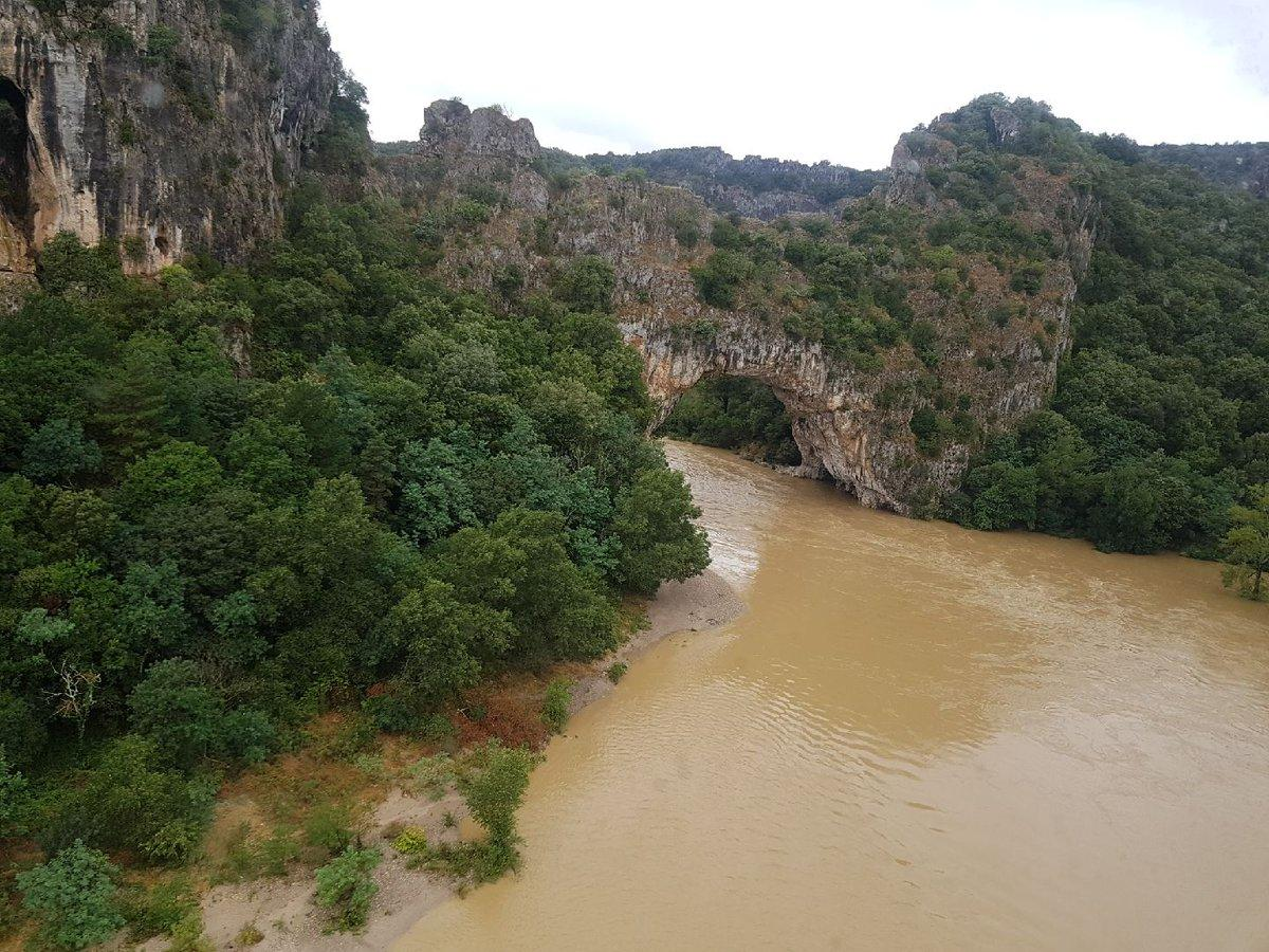 Юг Франции пострадал от наводнения / twitter.com/Prefet07