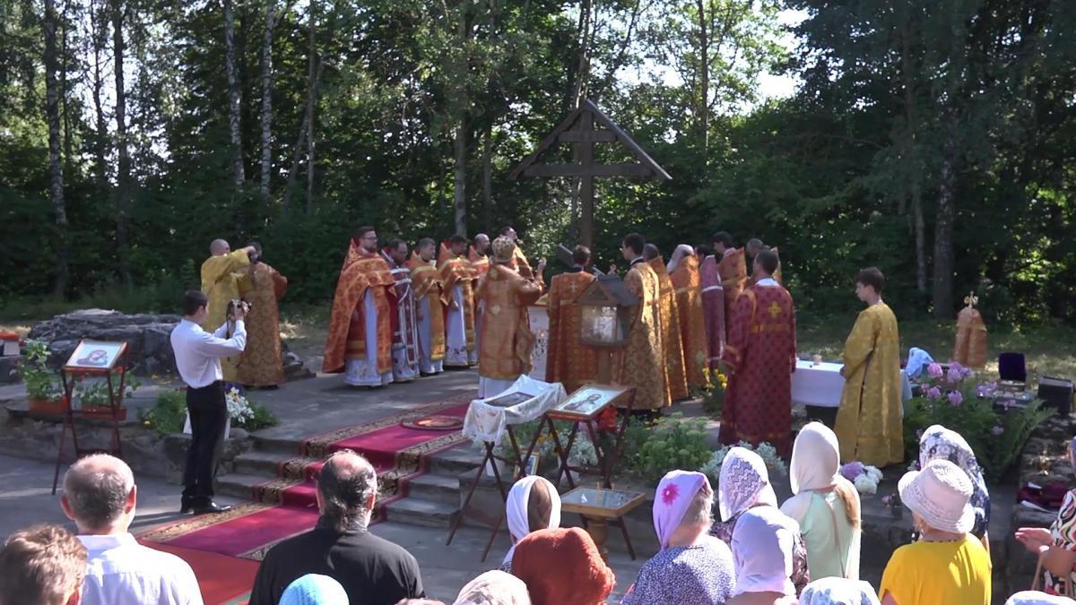 В 1939 году на этом месте снесли православный храм / sobor.bу
